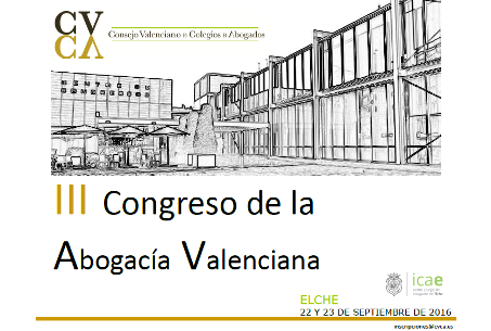 Taller sobre el Derecho Civil en la Comunidad Valenciana en el Congreso de la Abogacía Valenciana