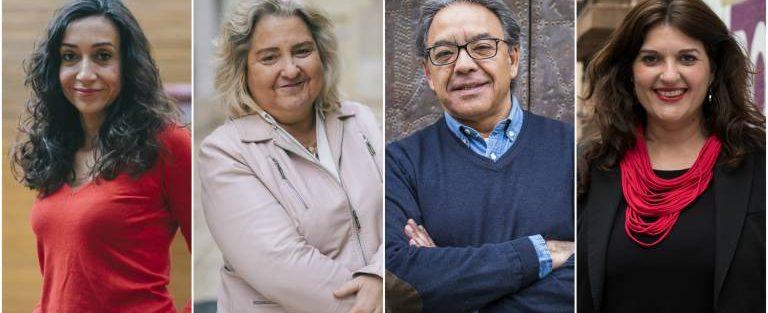 PP, Compromís, PSPV y Podemos proponen reformar la Constitución para recuperar el Derecho Civil Valenciano